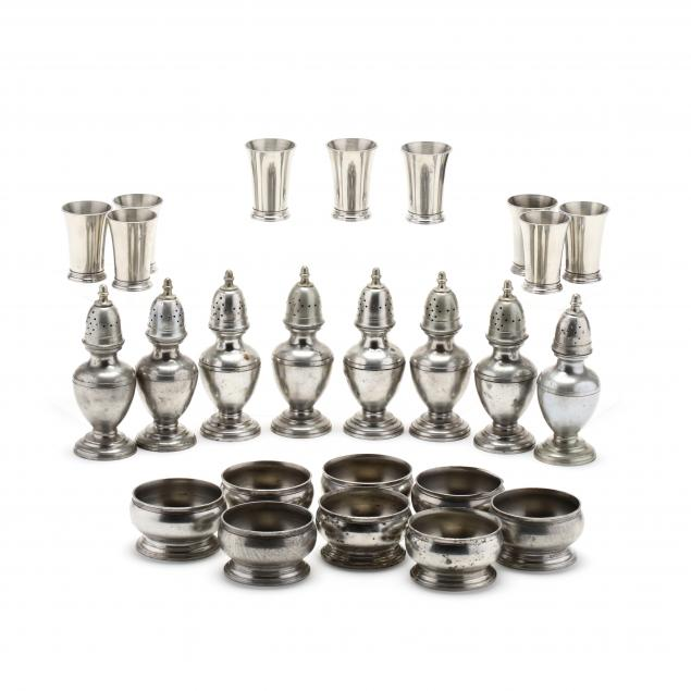 stieff-25-pieces-of-pewter-for-williamsburg-restoration