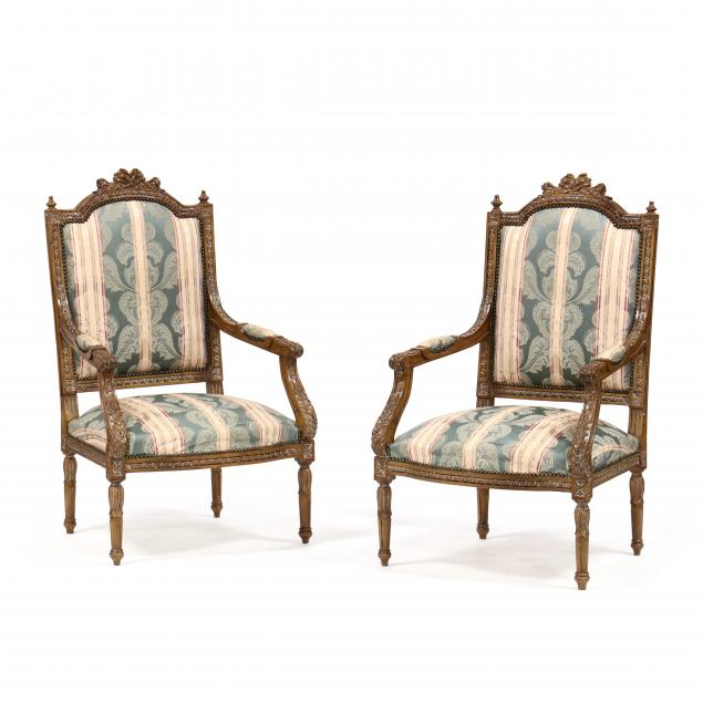 pair-of-louis-xvi-style-carved-fauteuil