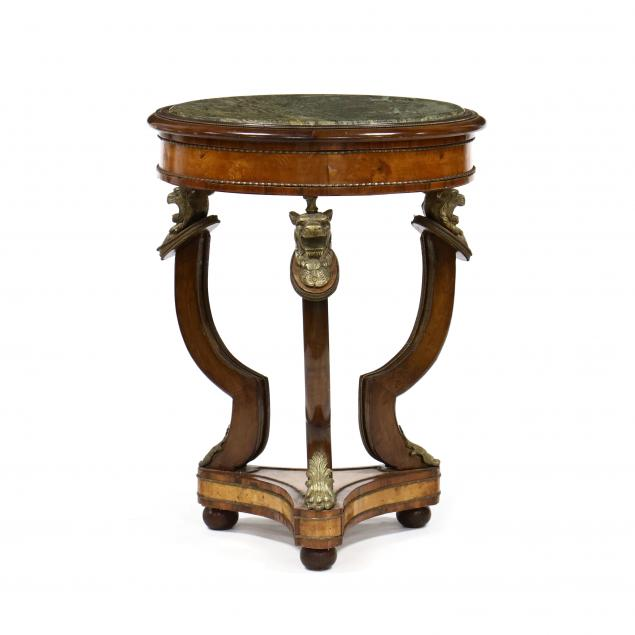 french-empire-style-marble-top-gueridon