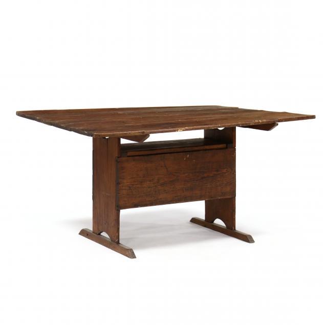 antique-american-hutch-table