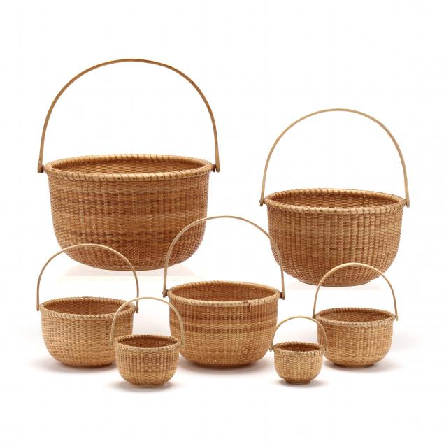 set-of-seven-nantucket-nesting-baskets