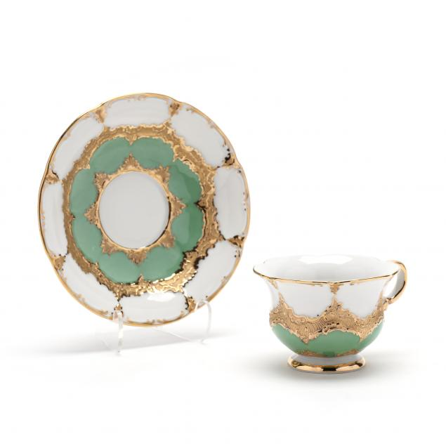meissen-teacup-and-saucer
