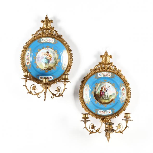 pair-of-continental-porcelain-and-ormolu-sconces