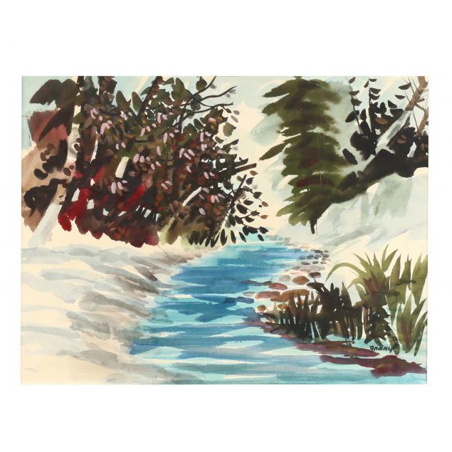 michael-frary-ca-tx-1918-2005-i-waller-creek-no-2-i