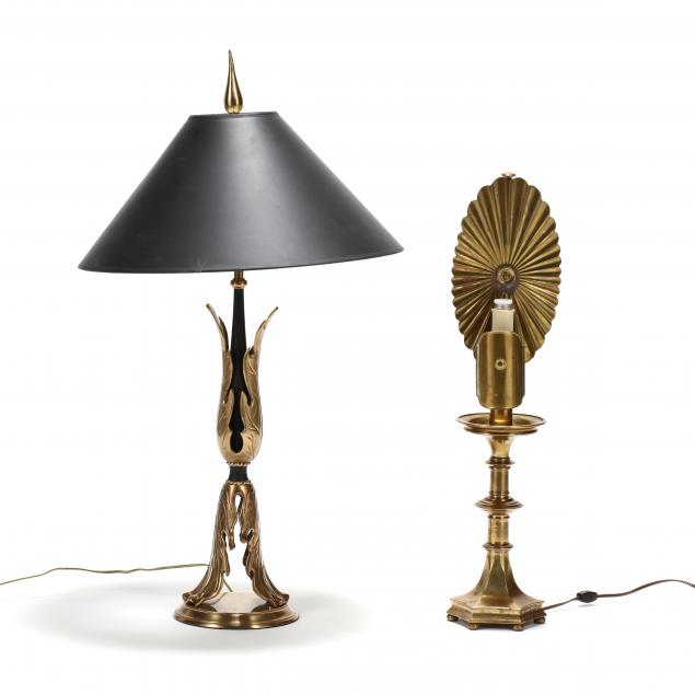 chapman-two-brass-table-lamps