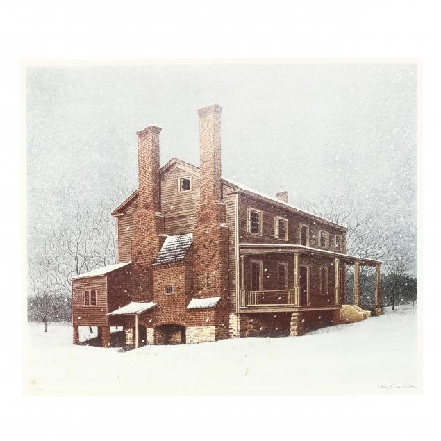 bob-timberlake-nc-b-1937-snowy-scene
