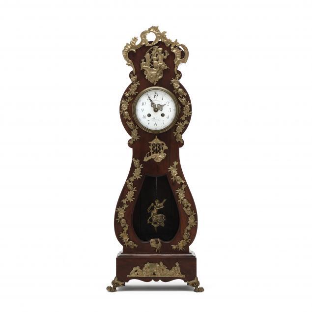 a-rococo-revival-miniature-longcase-clock