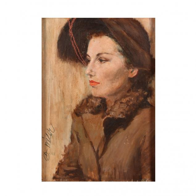 don-neiser-1918-2009-profile-of-a-lady