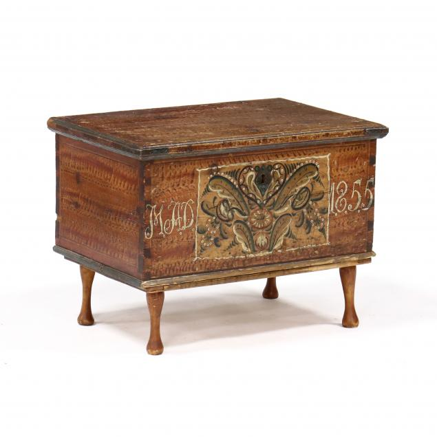 continental-paint-decorated-diminutive-dower-chest