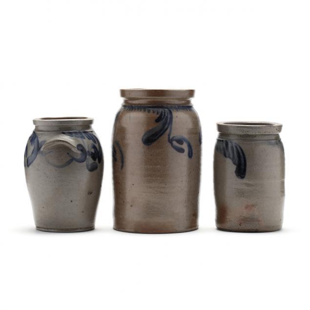 att-virginia-three-stoneware-crocks