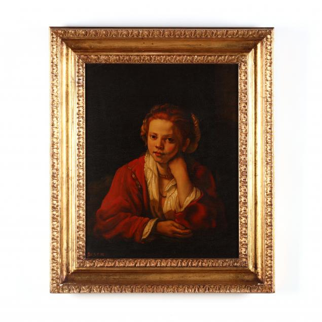 a-copy-of-an-italian-old-master-portrait-of-a-young-redhead