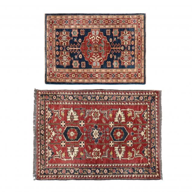 two-pak-kazak-area-rugs