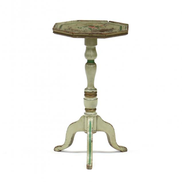 vintage-painted-candlestand