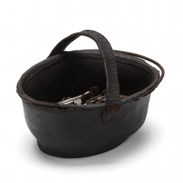 southern-leather-key-basket
