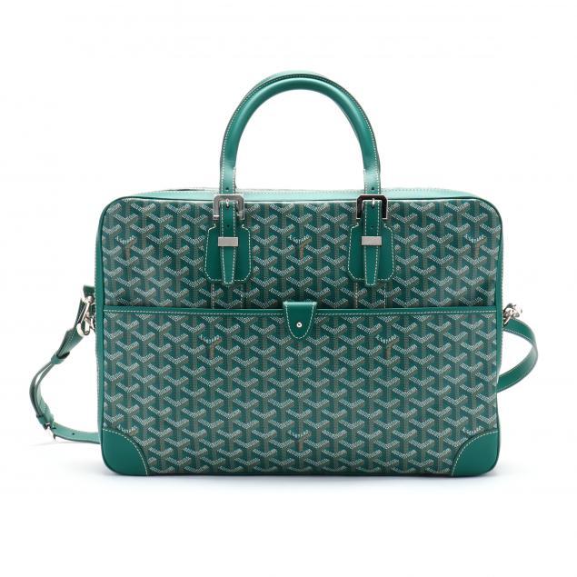 a-chevron-print-ambassade-briefcase-goyard