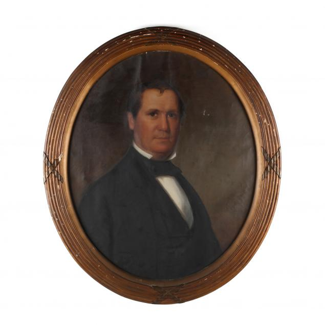 american-school-19th-century-portrait-of-a-man