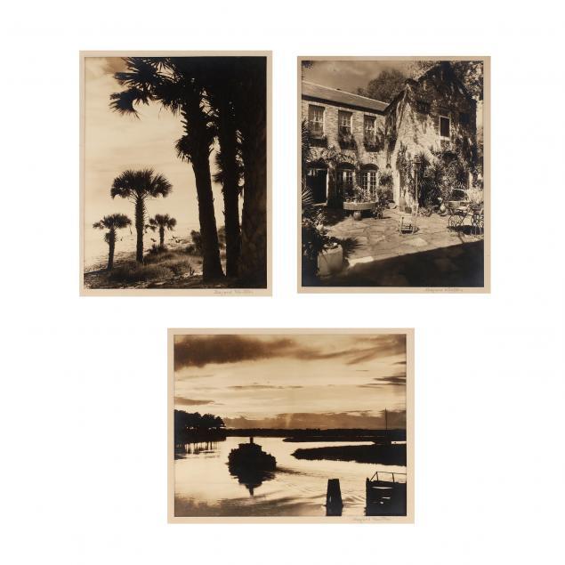 bayard-wootten-nc-1875-1959-three-photographs-of-charleston-south-carolina