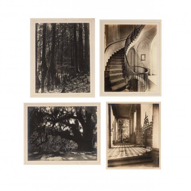 bayard-wootten-nc-1875-1959-four-photographs-of-charleston-south-carolina