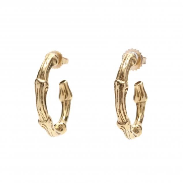 18kt-gold-bamboo-hoops-tiffany-co