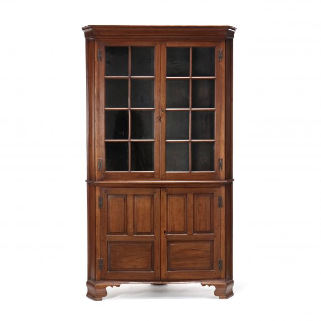 north-carolina-chippendale-walnut-corner-cupboard