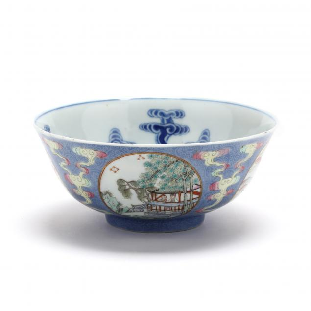 a-chinese-blue-sgraffito-ground-medallion-bowl