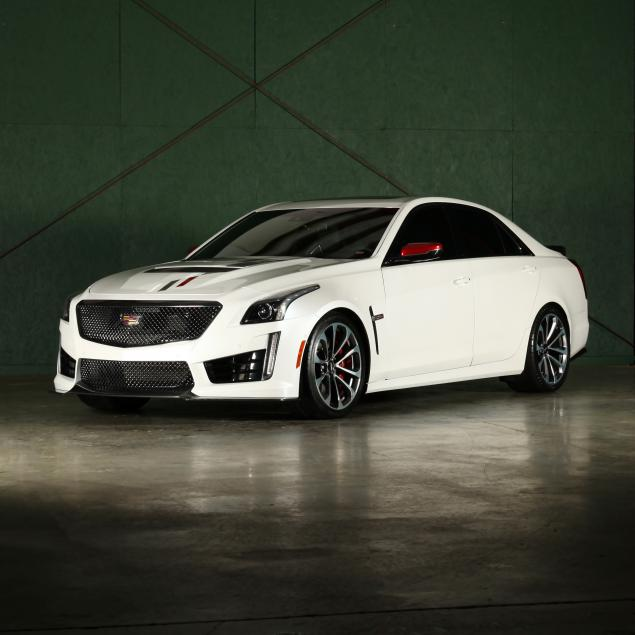 2017 Cadillac Cts V 640 Hp Road And Track Review: 2018 Cadillac CTS-V Championship Edition IMSA Tribute (Lot