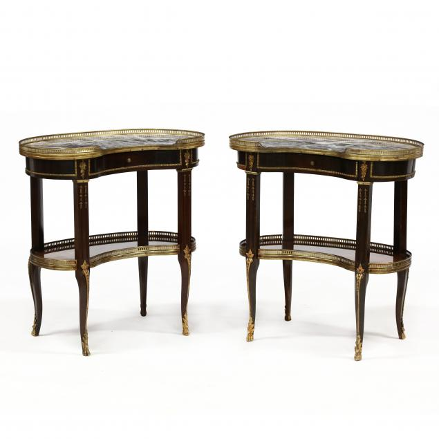 pair-of-french-marble-top-kidney-shaped-tables