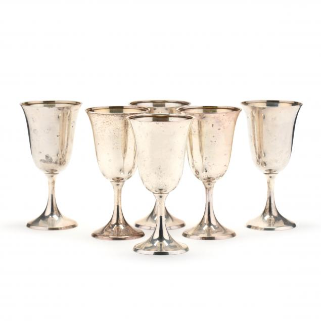 a-set-of-six-sterling-silver-goblets