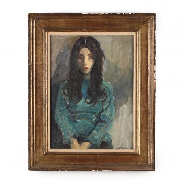 raphael-soyer-ny-1899-1987-i-model-in-blue-jersey-i
