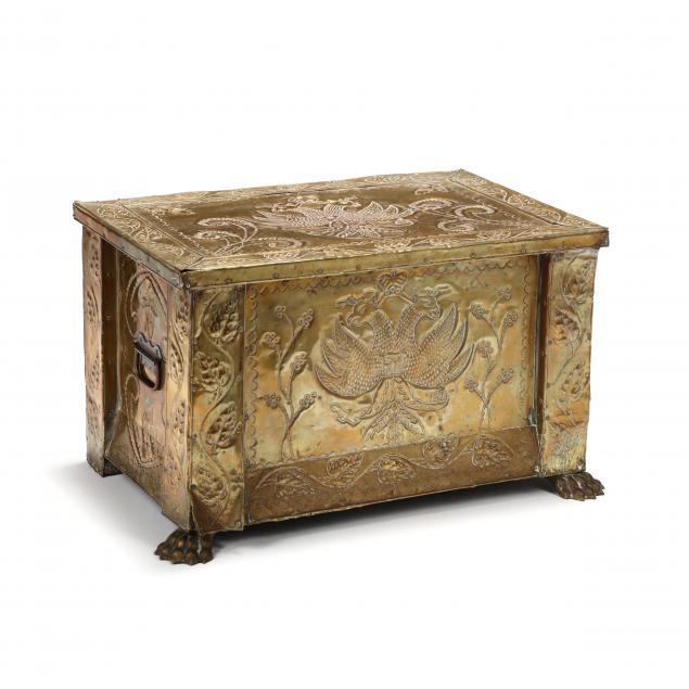 continental-brass-repousse-storage-box