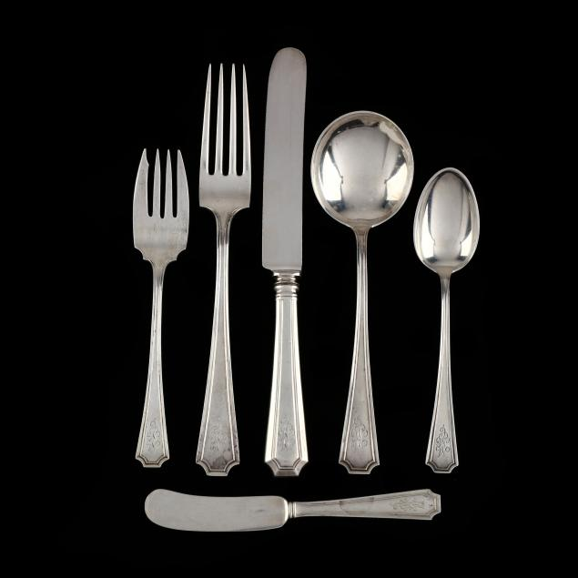 durgin-fairfax-sterling-silver-flatware-service