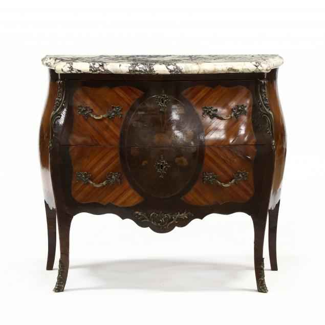 louis-xv-style-inlaid-kingwood-and-marble-top-diminutive-commode
