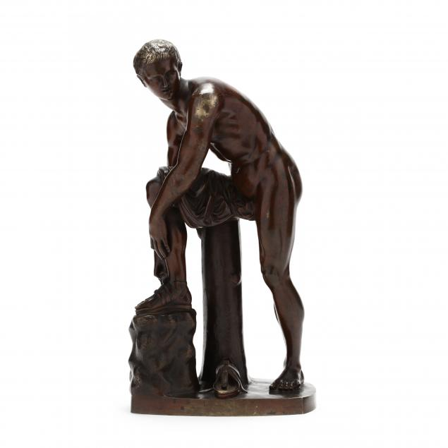 grand-tour-bronze-sculpture-of-hermes-fastening-his-sandal