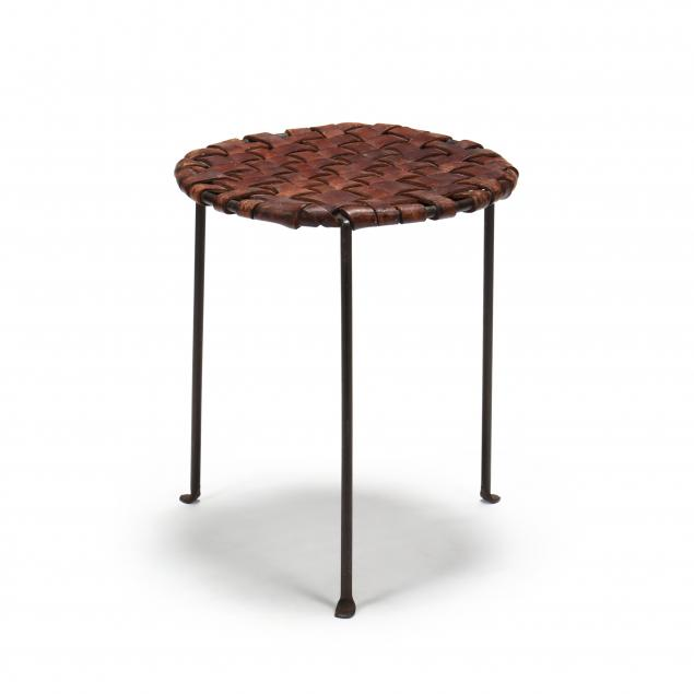 swift-and-monell-leather-and-iron-stool
