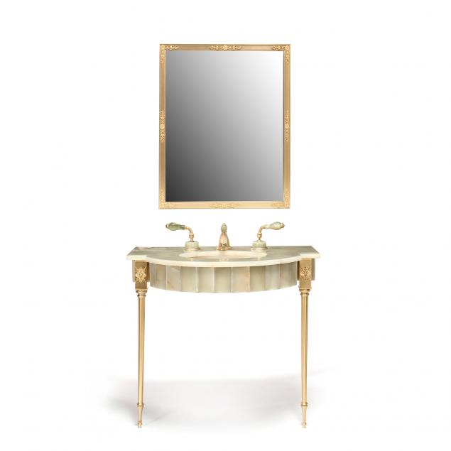 sherle-wagner-neoclassical-style-onyx-sink-and-accessories