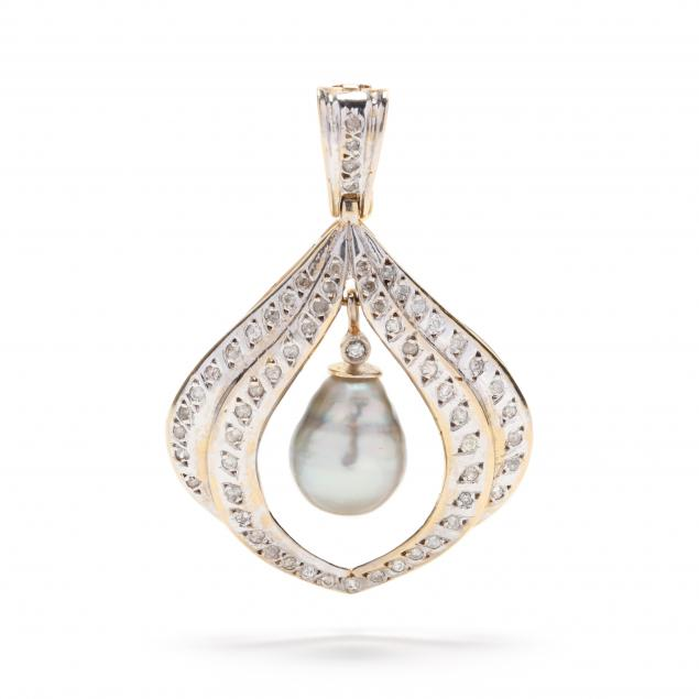 14kt-bi-color-gold-pearl-and-diamond-pendant