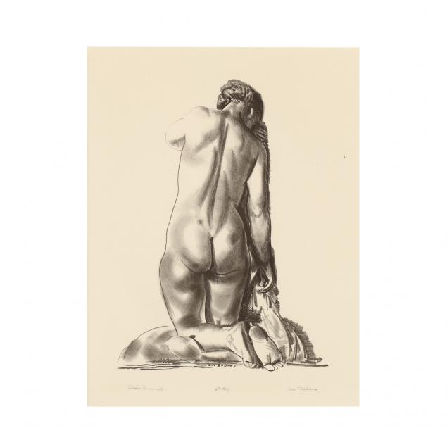 george-bellows-american-1882-1925-i-nude-study-woman-kneeling-on-a-pillow-i