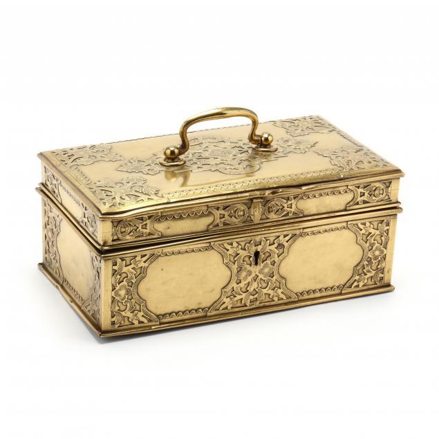 an-antique-chinese-brass-money-box