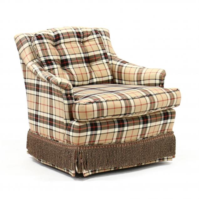 burberry-style-upholstered-club-chair