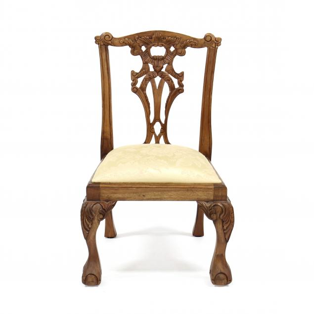 chippendale-style-child-s-carved-mahogany-side-chair