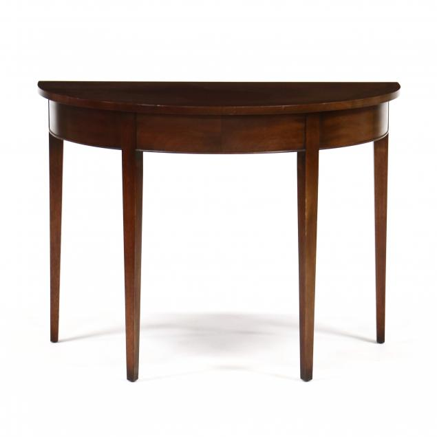 federal-style-mahogany-demilune-table
