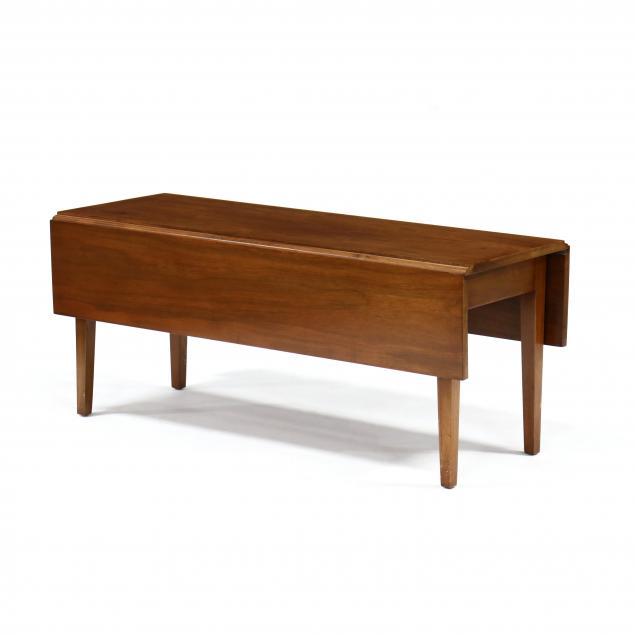 bench-made-walnut-drop-leaf-coffee-table