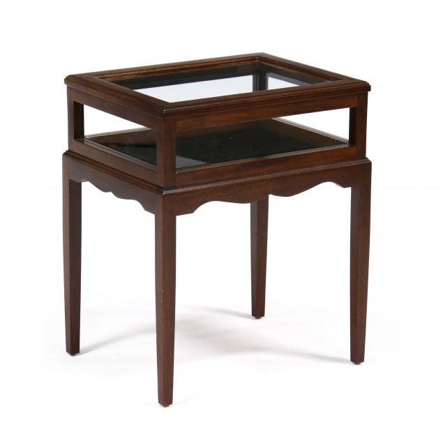 chippendale-style-mahogany-collector-s-stand