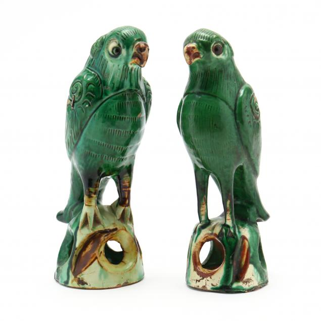 a-pair-of-chinese-green-glazed-parrots