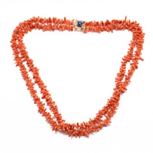 14kt-gold-coral-and-lapis-necklace