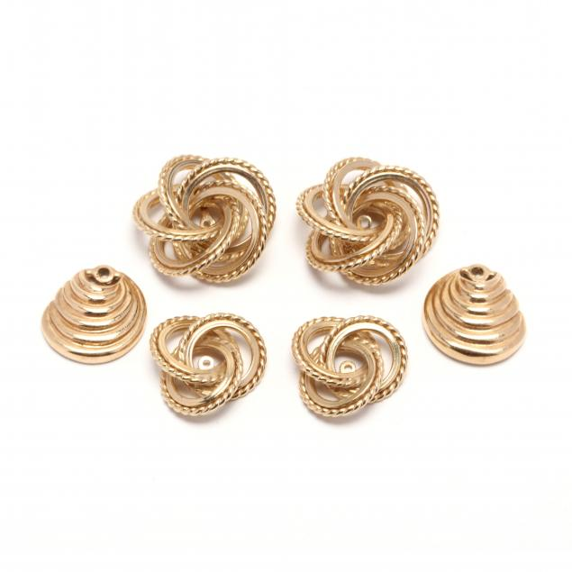 three-pairs-of-gold-earring-jackets