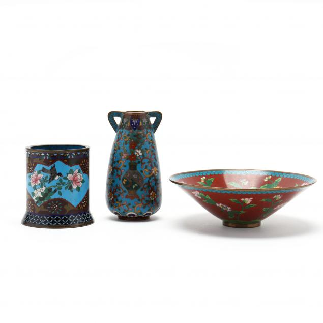 a-group-of-chinese-cloisonne-items