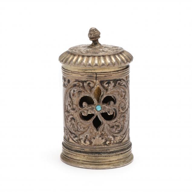 antique-silver-spice-box