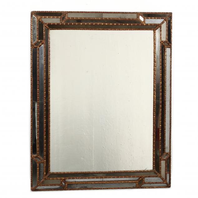 vintage-italianate-mirrored-paneled-mirror