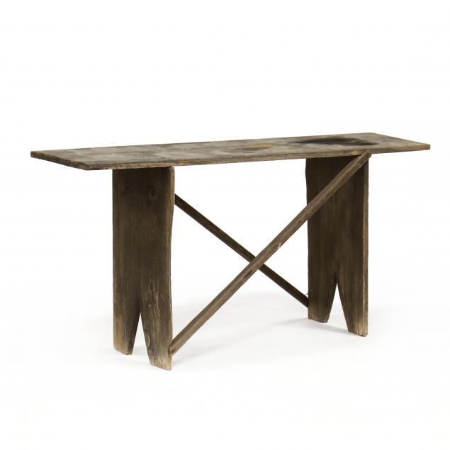 country-store-pine-display-table